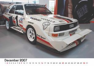 Quattro Kalender 2007