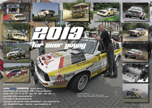 Quattro Kalender 2013