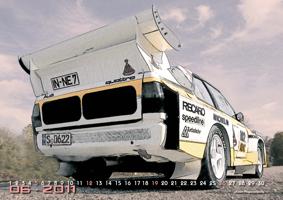 Quattro Kalender 2011