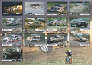 Quattro Kalender 2008